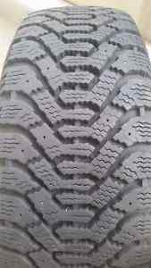 Goodyear 195/55R15 All-Season Used Tires Great Condition