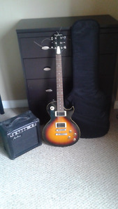 Electric Guitar, and Amp for sale