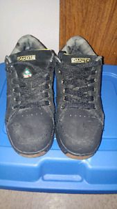 Mens safety/Steel shoes