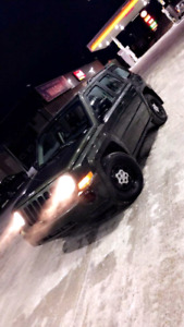 Jeep Patriot safetied