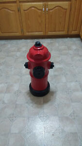 Plastic fire hydrant 24 inches high