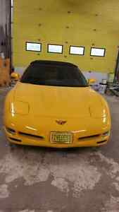 2002 Corvette C5 Ragtop one owner