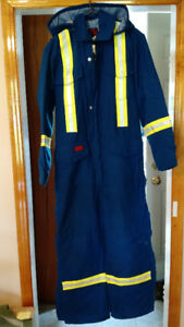 Nomex Fire Resistant Insulated Coveralls