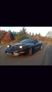 1997 Pontiac trans am ws6 Hurst equipped rare car