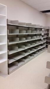 ÉTAGÈRES métalliques de rangement - Storage Metallic SHELVES