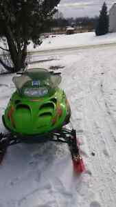 2000 zr 700  cant ride anymore  Peterborough Peterborough Area image 1