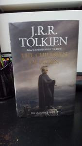 Tolkien: Lord of the Rings - Brand New Book - Children of Hurin