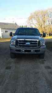 2007 Ford F-250 Lariat package Pickup Truck