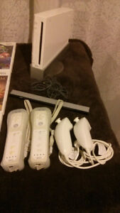 Complete Wii system