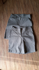 McCarthys girls uniform shorts