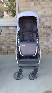 Uppababy Cruz Stroller 2012 - Maeve (Lilac) Very Good Condition
