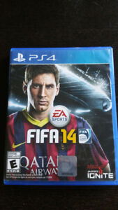 FIFA 14    PS4  GAME  FOR ONLY $20