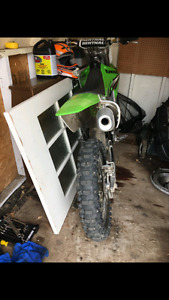 Buying all 125 two stroke or 250 fourstroke