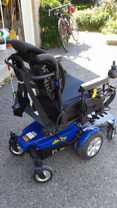 Jazzy electric wheel chair . Kingston Kingston Area image 4