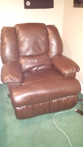 Recliner with Massager