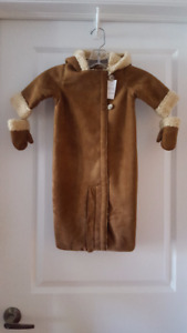 Baby Gap Sherpa Bundler Snowsuit - New with Tags