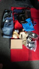 Car boot or job lot of things