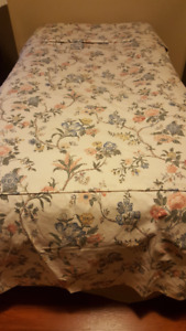 Double Bedspread - Dry Cleaned