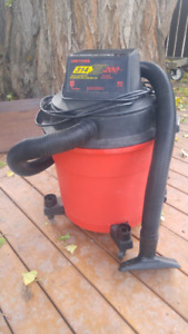 Shop vac Craftsman 60 litre