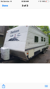 Dutchman Travel Trailer 2006