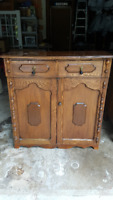 Antique 1760's French Country Furniture in Cherry Wood