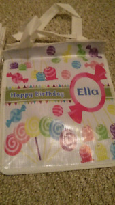 Birthday favour Ella $15