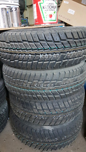 Set of 4 tires