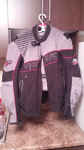 Victory Motorcycle Jacket Worn Twice! Brand New.