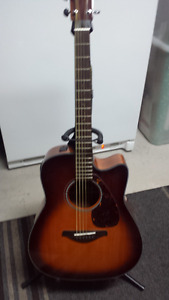Yamaha Electric Acoustic