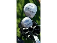 Full set Howson Golf clubs