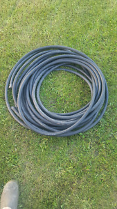100ft rubber hose