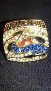 Stanley Cup Champions Bourque Ring
