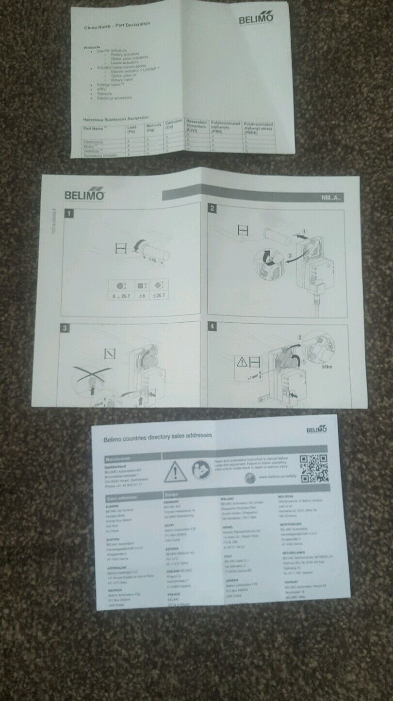 Amazing Honeywell Actuator Wiring Diagram Adornment - The Wire ...