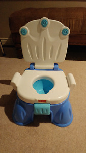 Fisher price toilet training potty on sale