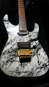 Liberatore Luthier Electric Guitar Floyd Rose