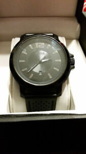 Hugo Boss Black Large Face Watch - Great Shape!!!