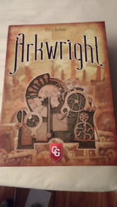 Board game for sale: Arkwright