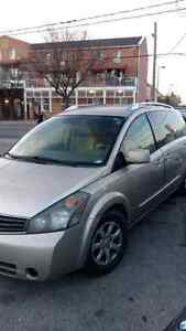 2007 nissan  quest for sale