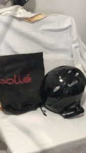 Brand new Snowboard helmet and used snowboard