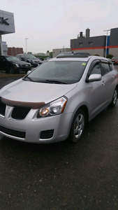 2009 pontiac vibe fully loaded