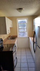 Clean three bedroom with secured entrance
