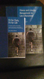 Fitness and Lifestyle Management for Law Enforcement Fourth
