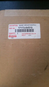 2014 TOYOTA CAMRY GASKET, EXHAUST MANIFOLD 17173-0V010
