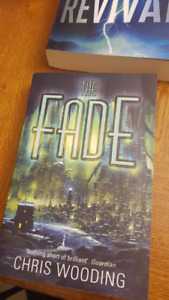 Book, The fade by Chris Wooding