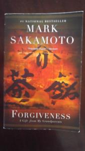 Forgiveness by Mark Sakamoto, Canada Reads Winner 2018