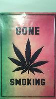 Gone smoking poster