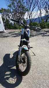 Oset 16 electric trials bike