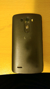 UNLOCKED LG G3 32GB WIND COMPATIBLE MINT CONDITION