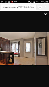 Beautiful 3 bedroom detached House in oakville for rent
