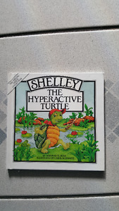 Shelley- The Hyperactive Turtle-  The Special Needs Collection